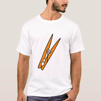 Clothes Peg T-Shirt