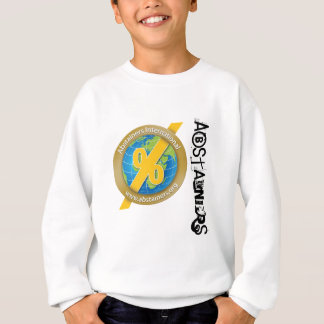 Clothes with a message sweatshirt