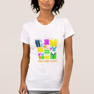 ClothesHanger, What Credit Crunch? T-Shirt