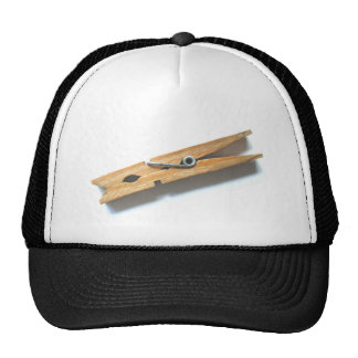 clothespin hat