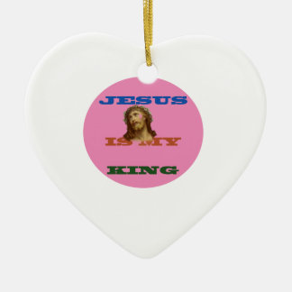 Clothing and accessories. ceramic heart decoration