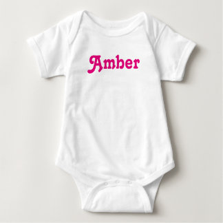 Clothing Baby Amber Baby Bodysuit