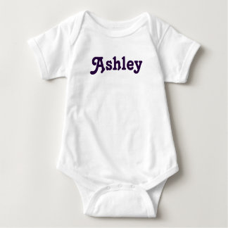 Clothing Baby Ashley Baby Bodysuit
