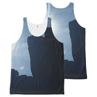 Clothing for Her All-Over Print Tank Top