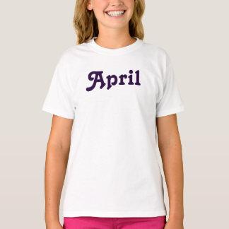 Clothing Girls April T-Shirt