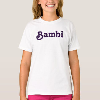 Clothing Girls Bambi T-Shirt
