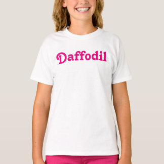 Clothing Girls Daffodil T-Shirt