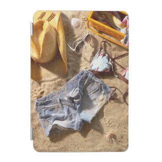 Clothing Left Behind On Beach iPad Mini Cover