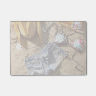 Clothing Left Behind On Beach Post-it® Notes