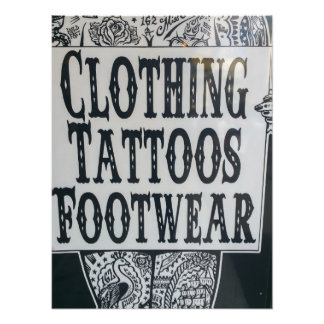 Clothing Tattoos Footwear Photo Prints