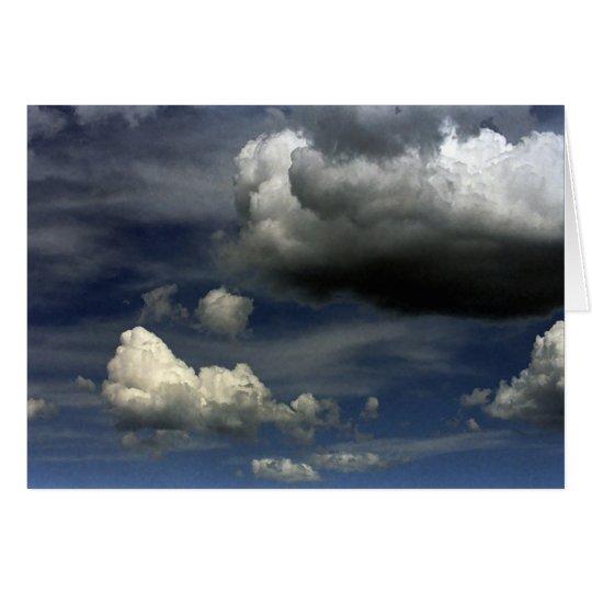 Cloud # 25 card