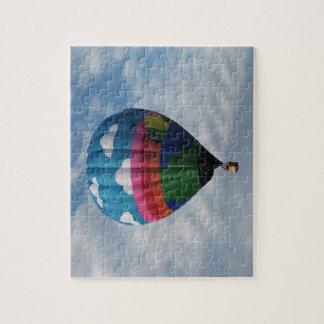 Cloud Balloon Jigsaw Puzzle