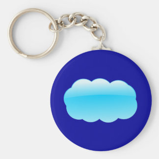 Cloud Based Symbol Key Ring