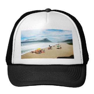 Cloud Bathing Trucker Hats