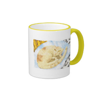 Cloud Cat Mug