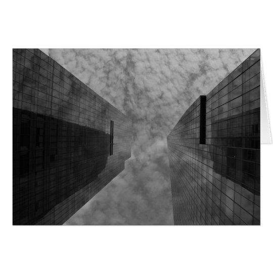 Cloud Cover / noir, card
