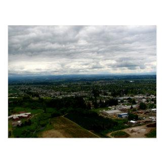 Cloud Cover Postcard