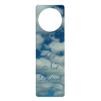Cloud Door Hanger