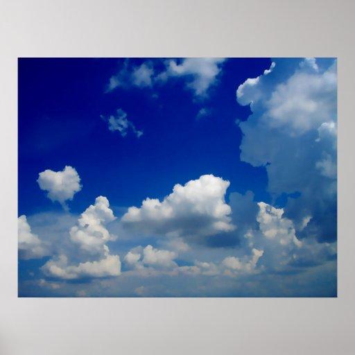 Cloud Dreams Print