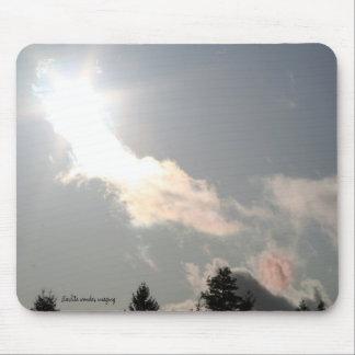 Cloud Drift ToThe Sun Mouse Pad