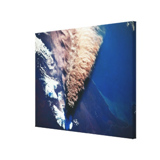 Cloud Formation Gallery Wrapped Canvas