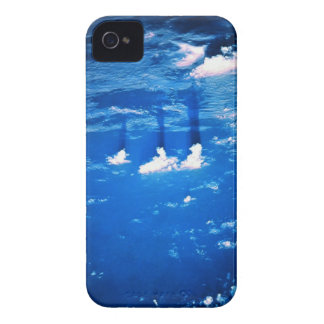 Cloud formation over the earth 2 iPhone 4 cover