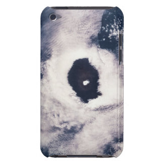 Cloud formation over the earth iPod touch Case-Mate case