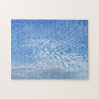 Cloud formations jigsaw puzzle