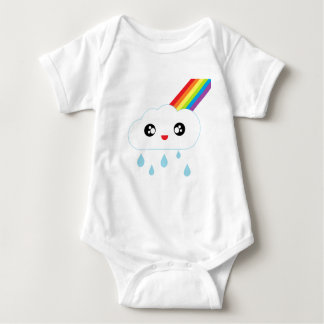 Cloud Happy Baby Bodysuit