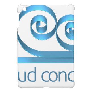 Cloud Icon Concept iPad Mini Cover