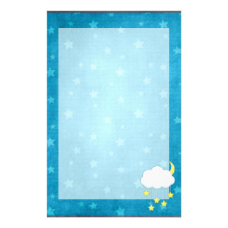 Cloud Mobile Stationary Stationery