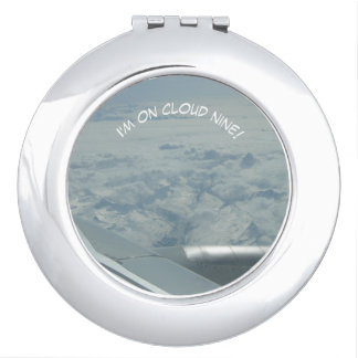 Cloud Nine Compact Mirror