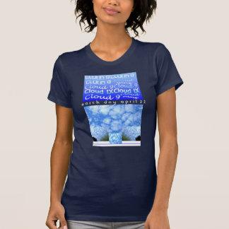 Cloud Nine Earth Day Tshirt
