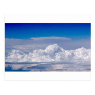 Cloud Postcard