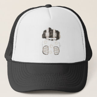Cloud Prison Baseball Cap