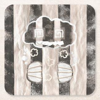 Cloud Prison Custom Coaster