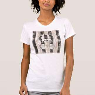 Cloud Prison With Background Women's T-Shirt