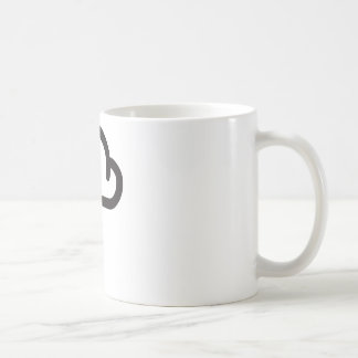 Cloud: Retro weather forecast symbol Coffee Mugs