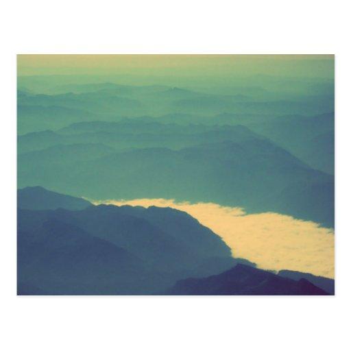 Cloud River Postcard