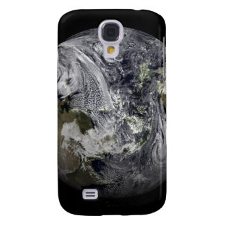 Cloud simulation of the full Earth Galaxy S4 Case