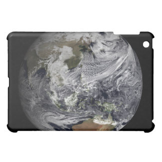 Cloud simulation of the full Earth iPad Mini Cases