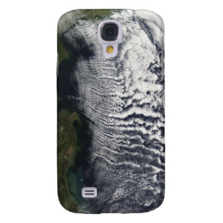 Cloud streets are visible galaxy s4 case