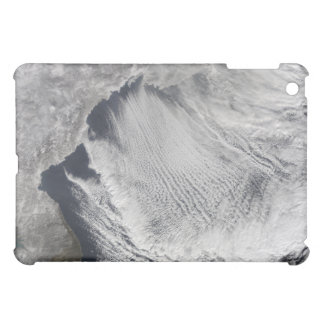 Cloud streets forming over the Sea of Japan iPad Mini Cases