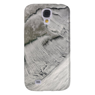Cloud streets off New England and the Maritimes Galaxy S4 Case
