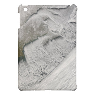 Cloud streets off New England and the Maritimes iPad Mini Covers