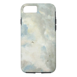 Cloud Study, 1821 (oil on paper laid down on board iPhone 8/7 Case