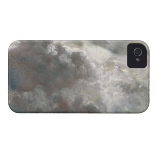 Cloud Study, 1821 (oil on paper laid down on paper iPhone 4 Case-Mate Cases