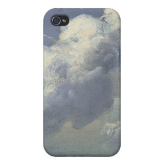 Cloud Study, 1832 iPhone 4/4S Case