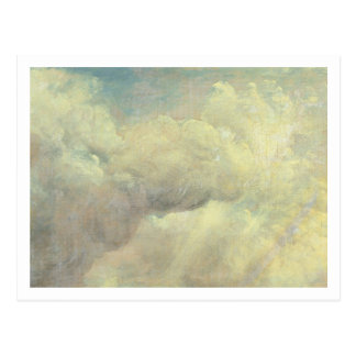 Cloud Study, c.1821 (oil on canvas) Postcard
