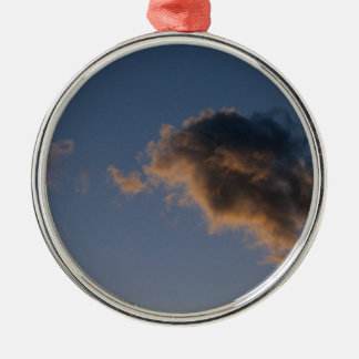 Cloud Study Christmas Ornament